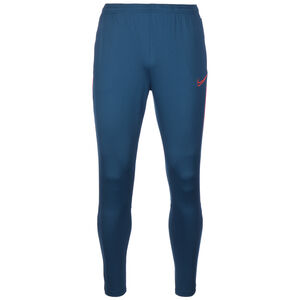 Academy Dry Laufhose Herren, blau / neonrot, zoom bei OUTFITTER Online