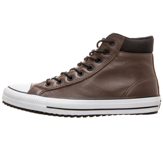 Chuck Taylor All Star PC Leather High Sneaker, Braun, zoom bei OUTFITTER Online
