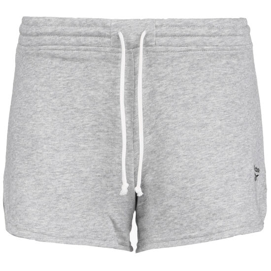 Training Essentials French Terry Trainingsshort Damen, grau, zoom bei OUTFITTER Online
