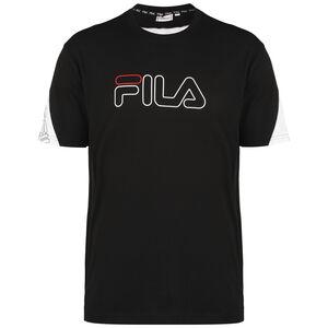 Loe T-Shirt Herren, schwarz / weiß, zoom bei OUTFITTER Online