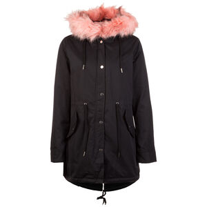 Peached Teddy Lined Parka Damen, , zoom bei OUTFITTER Online