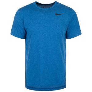 Breathe Hyper Dry Trainingsshirt Herren, blau, zoom bei OUTFITTER Online