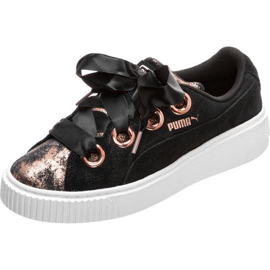 Platform Kiss Artica Sneaker Damen, schwarz, zoom bei OUTFITTER Online