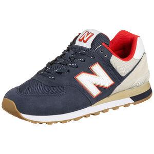 ML574-D Sneaker Herren, blau / schwarz, zoom bei OUTFITTER Online