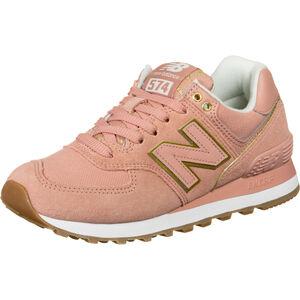 WL574-B Sneaker Damen, rosa, zoom bei OUTFITTER Online