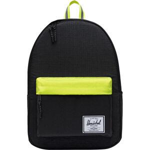 Classic X-Large Rucksack, schwarz / gelb, zoom bei OUTFITTER Online