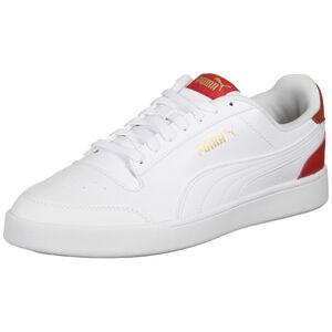 Schuffle Sneaker Herren, weiß / rot, zoom bei OUTFITTER Online
