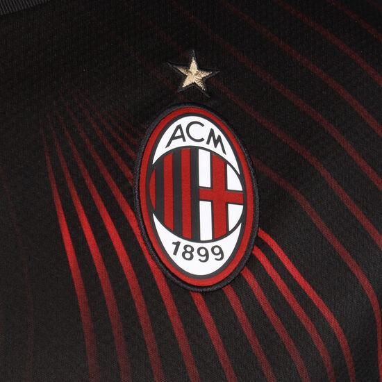 AC Mailand Trikot 3rd 2019/2020 Herren, schwarz / rot, zoom bei OUTFITTER Online