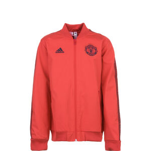 Manchester United Anthem Jacke Kinder, rot / schwarz, zoom bei OUTFITTER Online