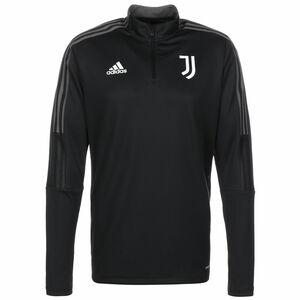 Juventus Turin Trainingssweat Herren, grau / weiß, zoom bei OUTFITTER Online