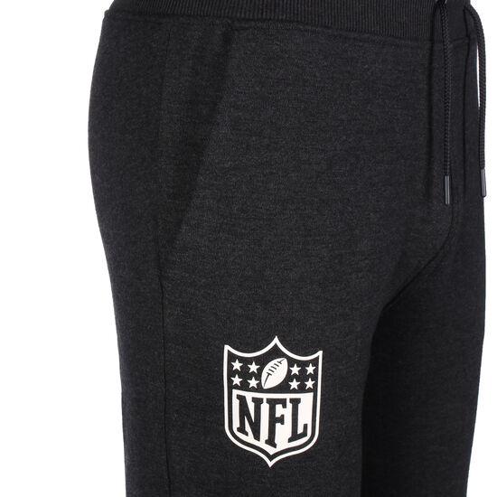 NFL Generic Logo Jogginghose Herren, dunkelgrau, zoom bei OUTFITTER Online