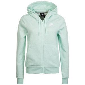 Sportswear Kapuzenjacke Damen, mint, zoom bei OUTFITTER Online
