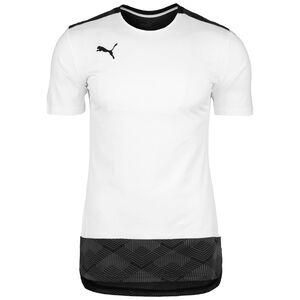 teamFinal 21 Casuals T-Shirt Herren, weiß, zoom bei OUTFITTER Online