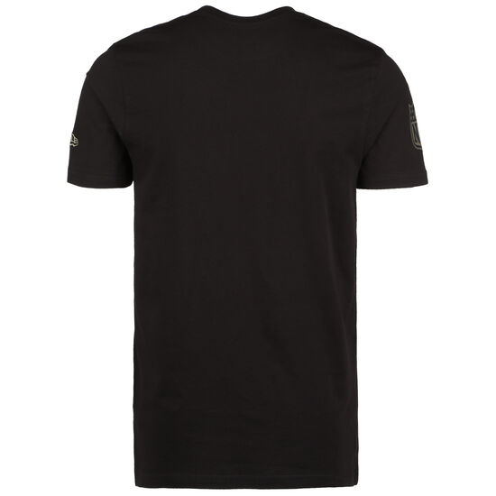 NFL Seattle Seahawks Camo Wordmark T-Shirt Herren, schwarz, zoom bei OUTFITTER Online