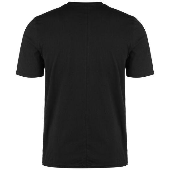 UFC FG Capsule Trainingsshirt Herren, schwarz / rot, zoom bei OUTFITTER Online