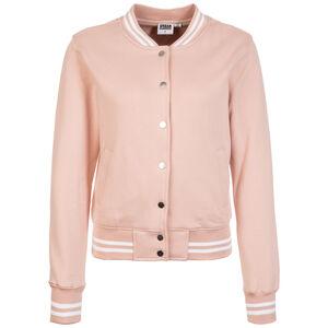 College Sweat Jacke Damen, Pink, zoom bei OUTFITTER Online