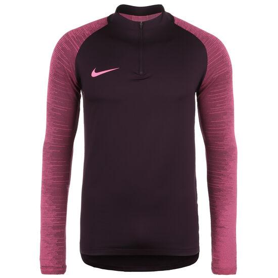 Strike Fußball-Sweatshirt Herren, weinrot / dunkelrot, zoom bei OUTFITTER Online