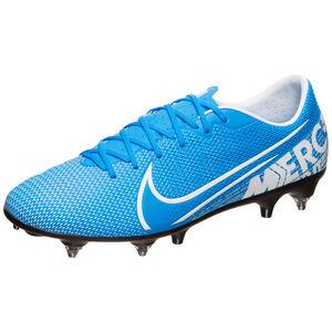 Mercurial Vapor XIII Academy SG-Pro Fußballschuh Herren, blau / weiß, zoom bei OUTFITTER Online