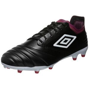 Tocco Premier FG Fußballschuh Herren, schwarz / pink, zoom bei OUTFITTER Online