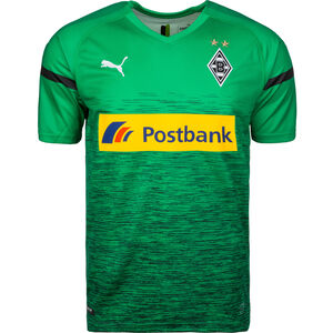 Borussia Mönchengladbach Trikot 3rd 2018/2019 Herren, Grün, zoom bei OUTFITTER Online