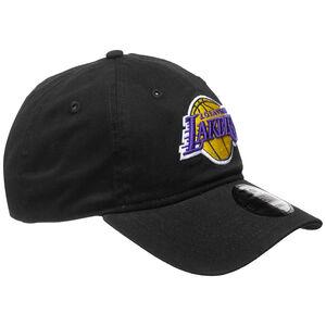 9TWENTY NBA Los Angeles Lakers Black Strapback Cap, , zoom bei OUTFITTER Online