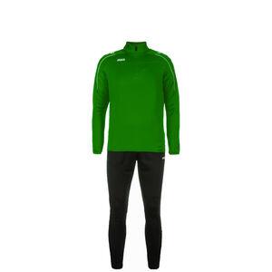 Classico Trainingsanzug Kinder, grün / schwarz, zoom bei OUTFITTER Online