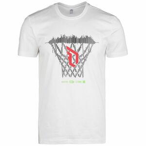 Dame Logo T-Shirt Herren, weiß, zoom bei OUTFITTER Online