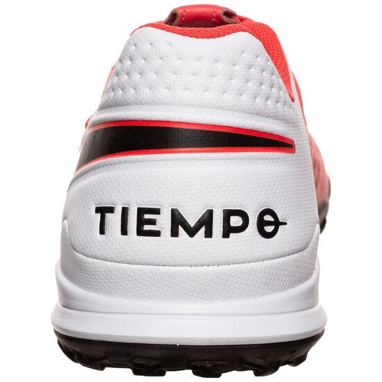 Tiempo Legend 8 Academy TF Fußballschuh Herren, neonrot / schwarz, zoom bei OUTFITTER Online