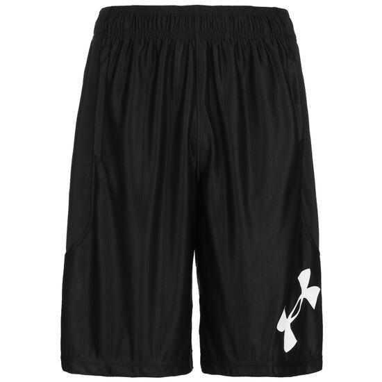 Perimeter Basketballshorts Herren, schwarz / weiß, zoom bei OUTFITTER Online