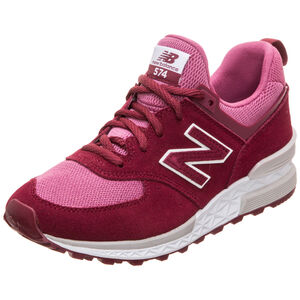 WS574-SNF-B Sneaker Damen, Rot, zoom bei OUTFITTER Online