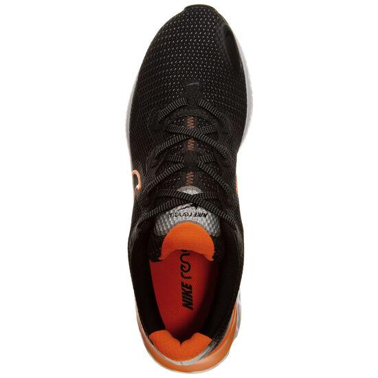 Renew Run Laufschuh Herren, schwarz / orange, zoom bei OUTFITTER Online