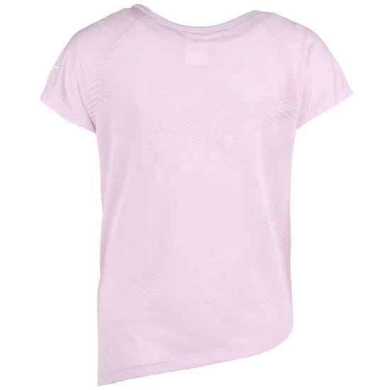 Burnout Trainingsshirt Damen, rosa, zoom bei OUTFITTER Online