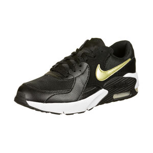 Air Max Excee Sneaker Kinder, schwarz / gold, zoom bei OUTFITTER Online