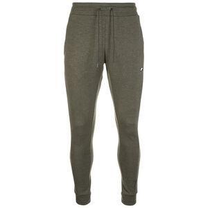 Optic Fleece Jogginghose Herren, grün, zoom bei OUTFITTER Online