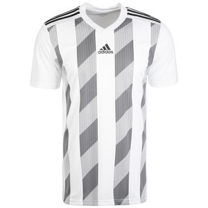Striped 19 Fußballtrikot Herren, weiß / schwarz, zoom bei OUTFITTER Online