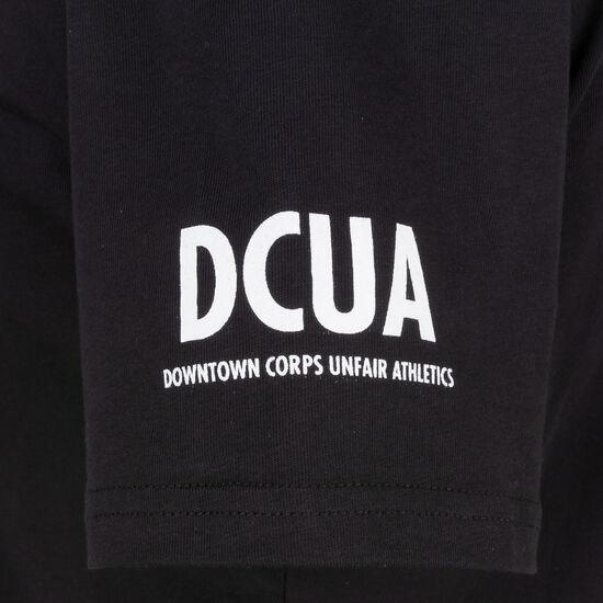 Downtown Corps T-Shirt Herren, schwarz / weiß, zoom bei OUTFITTER Online