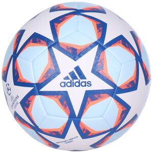 UCL Finale 20 League Fußball, blau / hellblau, zoom bei OUTFITTER Online