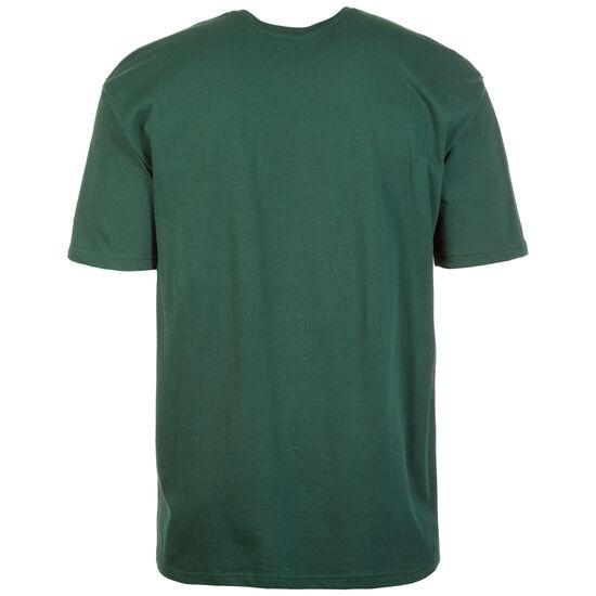 Branded T-Shirt Herren, dunkelgrün, zoom bei OUTFITTER Online