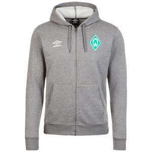SV Werder Bremen Kapuzenjacke Herren, grau, zoom bei OUTFITTER Online