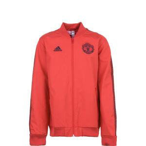 Manchester United Anthem Jacke Kinder, rot / schwarz, zoom bei OUTFITTER Online