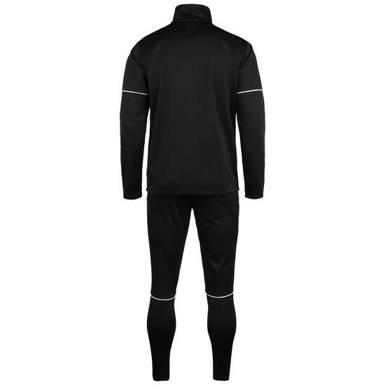 TeamGOAL 23 Tracksuit Trainingsanzug Herren, schwarz / weiß, zoom bei OUTFITTER Online