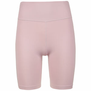 Swoosh Run Lauftight Damen, rosa / silber, zoom bei OUTFITTER Online