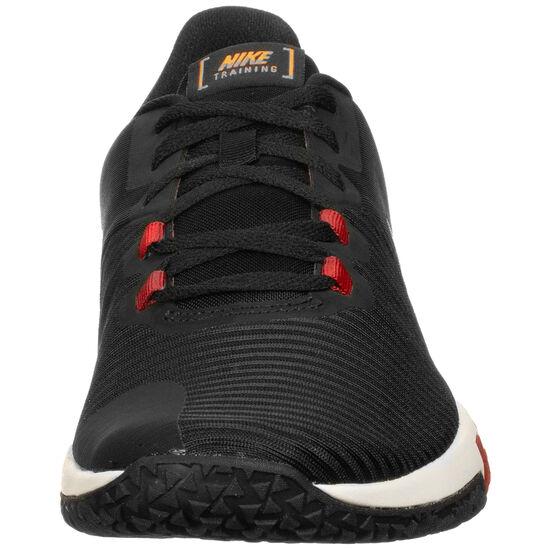 Flex Control 4 Trainingsschuh Herren, schwarz / rot, zoom bei OUTFITTER Online