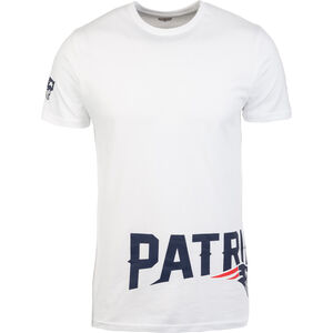 NFL Wrap Around New England Patriots T-Shirt Herren, weiß, zoom bei OUTFITTER Online