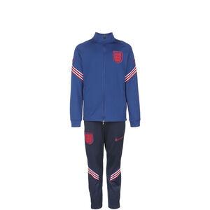 England Dry Strike Trainingsanzug EM 2021 Kinder, blau / dunkelblau, zoom bei OUTFITTER Online