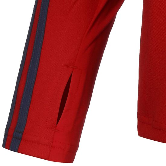 Chicago Fire Trainingpullover Herren, rot / schwarz, zoom bei OUTFITTER Online