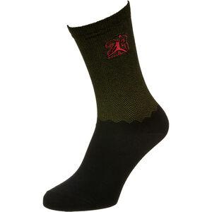 Jordan Legacy Crew Socken, schwarz / gold, zoom bei OUTFITTER Online