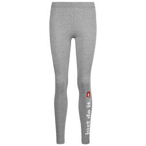 Club Leggings Damen, grau / weiß, zoom bei OUTFITTER Online