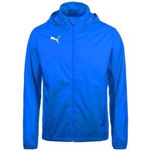 Liga Training Regenjacke Herren, blau / weiß, zoom bei OUTFITTER Online