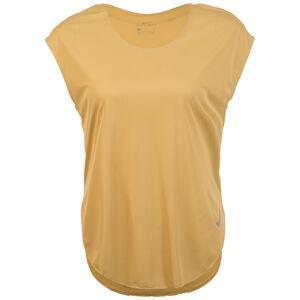City Sleek Laufshirt Damen, gold / silber, zoom bei OUTFITTER Online